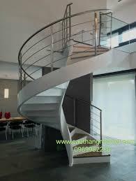 Báo giá cầu thang xoắn ốc đẹp cao cấp tại Hà Nội mới nhất năm 2020