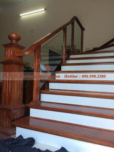 Báo giá cầu thang kính – Đơn vị thi công chuyên nghiệp trọn gói tại Thái Nguyên