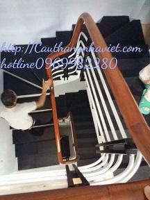 Những điều cần biết về dịch vụ thi công cầu thang sắt tại tp HCM ở Cầu Thang Nhà Việt