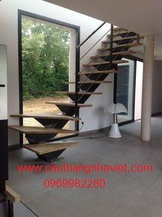 Cách lựa chọn dịch vụ thi công cầu thang sắt tại Vĩnh Phúc