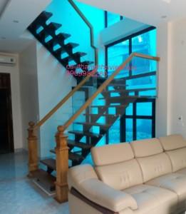cầu thang xương cá XC - 13