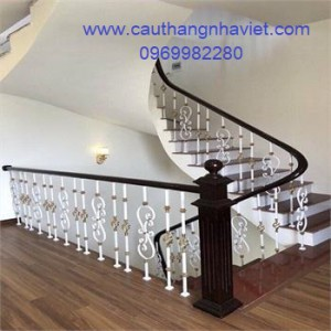 cầu thang sắt 04