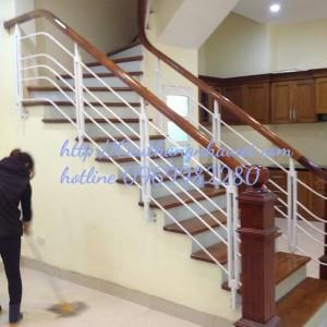 Cầu thang sắt S06