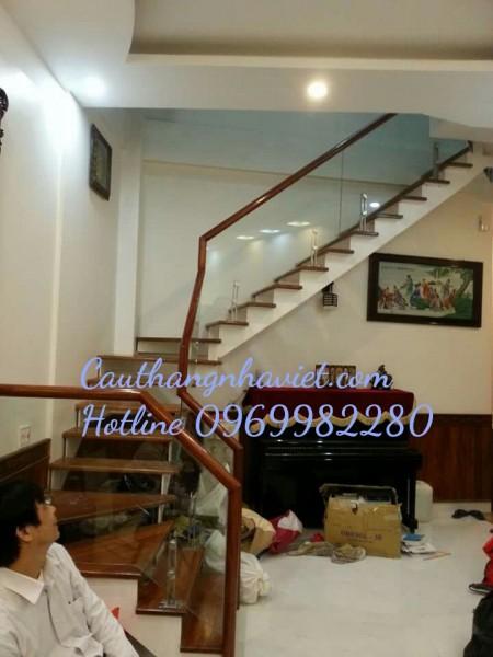 Cầu thang xương cá XC-08