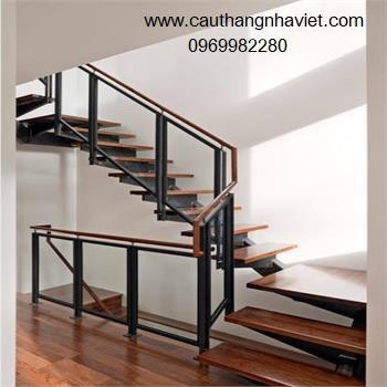 cầu thang sắt 15