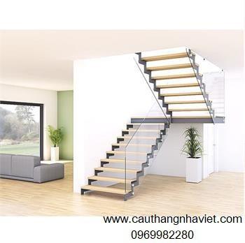 cầu thang sắt 18