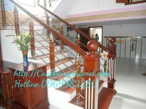Cầu thang inox I02