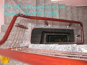 Cầu thang inox I06